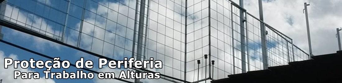 Proteção de Periferia para Alvenaria Estrutural e Convencional utilizada em Obras da Construção Civil conforme NR 18