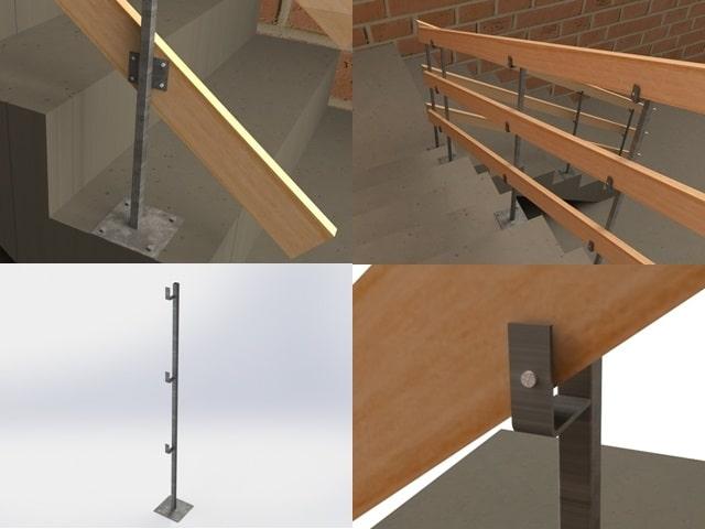 Sistema de Proteção para Escadas