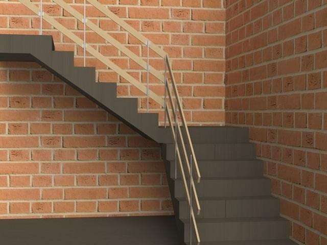 Proteção para Escada de Obras